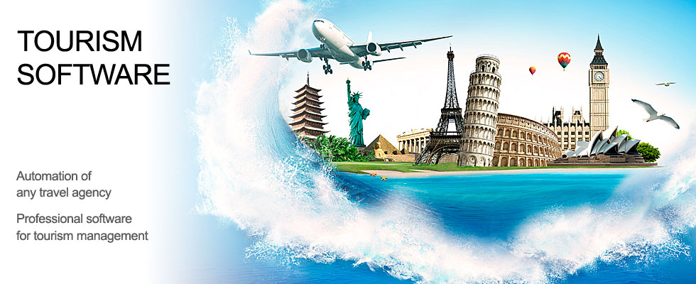 Travel agency app, travel agency program. Tourist agency management, travel agency automation. Tourist agency software